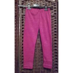 Leggins corti (sotto il ginocchio) rosa