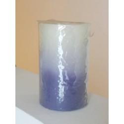 Candela artigianale profumo violetta