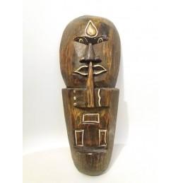 Maschera in legno cm 30