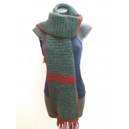Sciarpa in lana di alpaca