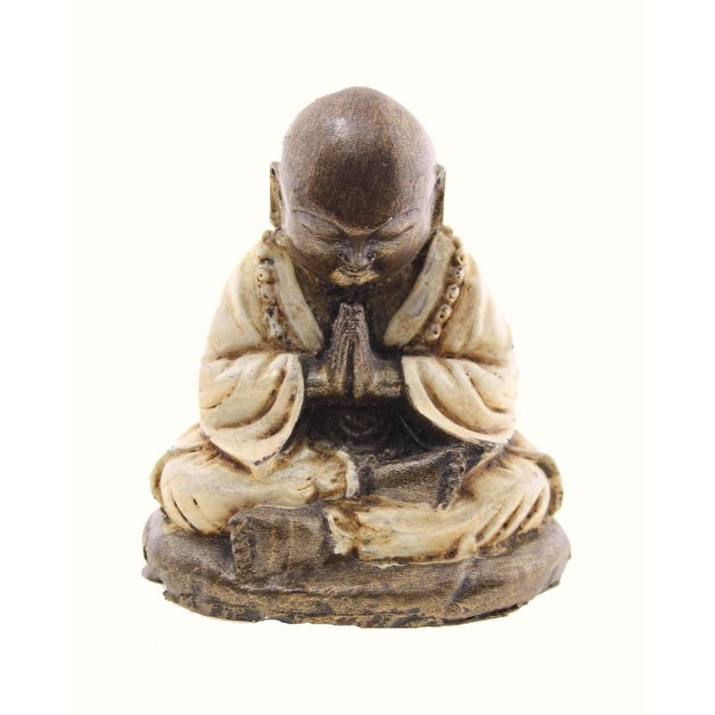 Buddha bambino in resina 10 cm