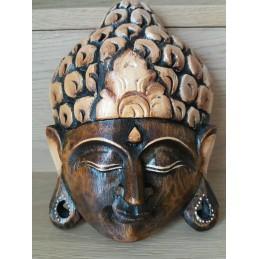 Viso Buddha da appendere cm 20